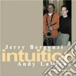 Intuition cd musicale di Bergonzi/andi Jerry