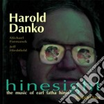 Hinesight cd musicale di Harold Danko