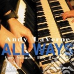 Andy Laverne Trio - All Ways cd musicale di LA VERNE ANDY