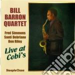 Live at cobi's cd musicale di Bill barron quartet
