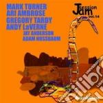 Jam session vol.14 cd musicale di M.turner/a.ambrose/g
