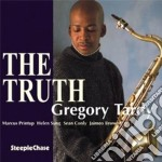 The truth cd musicale di Tardy Gregory