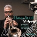 NAIVETE cd musicale di DAVE SCOTT