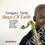 Steps of faith cd musicale di Tardy Gregory