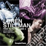 Trio alto volume 2 cd musicale di Stillman Loren