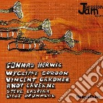 JAM SESSION VOL.23 cd musicale di C.HERWIG/W.GORDON/A.