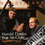 Wonderland cd musicale di Harold danko/ron mcc