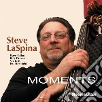 Moments cd musicale di Laspina Steve