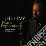 Evans explorations cd musicale di Jed Levy