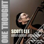 Scott Lee - One Thought cd musicale di Lee Scott