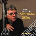NEW MOON                                  cd musicale di MCCLURE RON