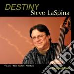 Steve Laspina - Destiny cd musicale di Laspina Steve
