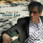 Down east cd musicale di Peter Zak