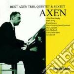 Axen - cd musicale di Ben axen trio/quintet & sextet