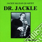 Dr.jackle cd musicale di Jackie mclean quarte