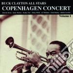 Buck Clayton All Stars - Copenhagen Concert cd musicale di Buck clayton all sta