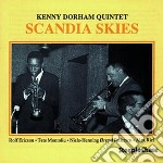Scandia skies cd musicale di Kenny Dorham