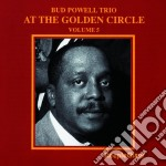 At the golden circle v.5 cd musicale di Bud powell trio