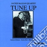 Tune up cd musicale di Jackie mclean quarte