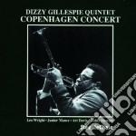 Copenhagen concert cd musicale di Dizzy gillespie quin