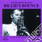 Billie's bounce - gordon dexter cd musicale di Dexter gordon quartet