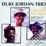 In concert from japan cd musicale di Duke jordan trio