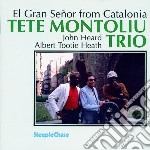 El gran senor from catalo cd musicale di Tete montoliu trio