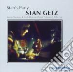 Stan's party - getz stan cd musicale di Stan Getz