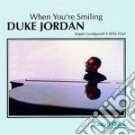When you're smiling - jordan duke cd musicale di Duke Jordan