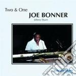 Two & one - bonner joe cd musicale di Bonner Joe