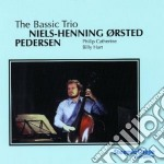 The bassic trio - pedersen orsted cd musicale di Niels-henning orsted pedersen