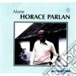 Alone - parlan horace cd musicale di Horace Parlan