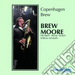 Copenhagen brew - moore brew cd musicale di Brew moore quartet