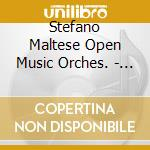 Hanging in the sky cd musicale di Stefano maltese open