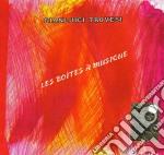 Gianluigi Trovesi - Les Boite A'musique cd musicale di Gianluigi Trovesi