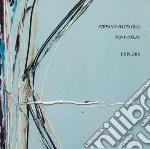 Explore cd musicale di Stefano battaglia &