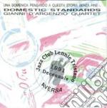 Domestic standards cd musicale di Gianni d'argenzio qu