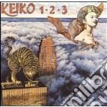 Keiko 1-2-3 cd musicale di Keiko mcnamara trio