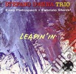 Leapin'in cd musicale di Stefano d'anna trio