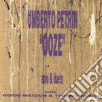 Ooze cd musicale di Umberto Petrin