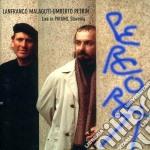 Percorsi - cd musicale di Lanfranco malaguti/umberto pet