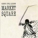 Market square - cd musicale di Roberto cipelli quartet
