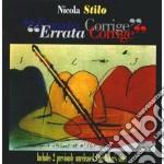 Errata corrige - baker chet cd musicale di Nicola Stilo