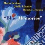 Blue memories - cd musicale di Mario Schiano