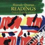 Readings - cd musicale di Quartet Shrade