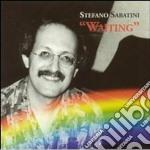 Waiting - cd musicale di Stefano Sabatini