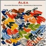 Claudio Cojaniz & G.schiaffini - Alea cd musicale di Claudio cojaniz & g.schiaffini