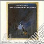 Umberto Petrin - Wirrwarr cd musicale di Umberto Petrin