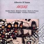 Alberto D'anna - Aksas cd musicale di D'anna Alberto