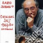 Original sins cd musicale di Mario Schiano